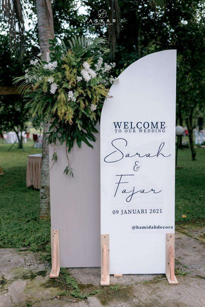 Sarah + Fajar by KATA Wedding Planner And Organizer - 008