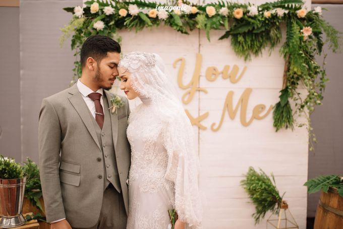 DWI & PUTRA WEDDING by Imagenic - 016