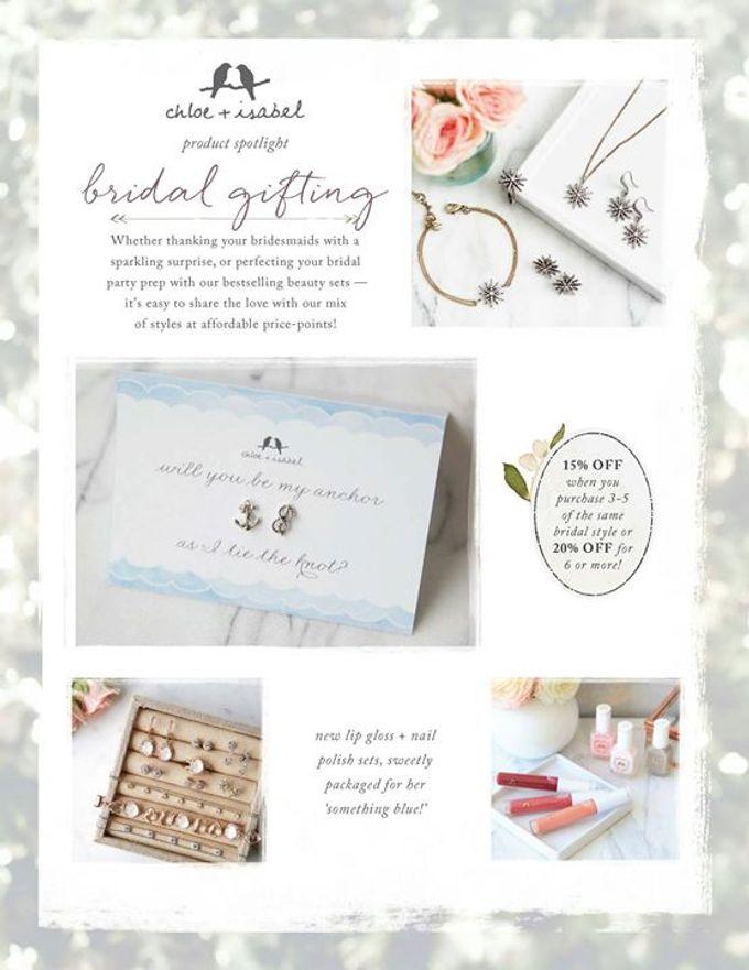 Bridal Jewelry Ideas by C+I Jewelry By Shannon Lenz - 002