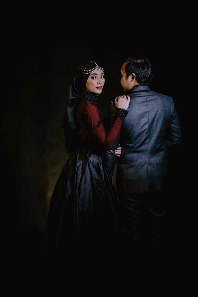 Prewedding Of Manda + Gaga by Wong Akbar Photography - 001