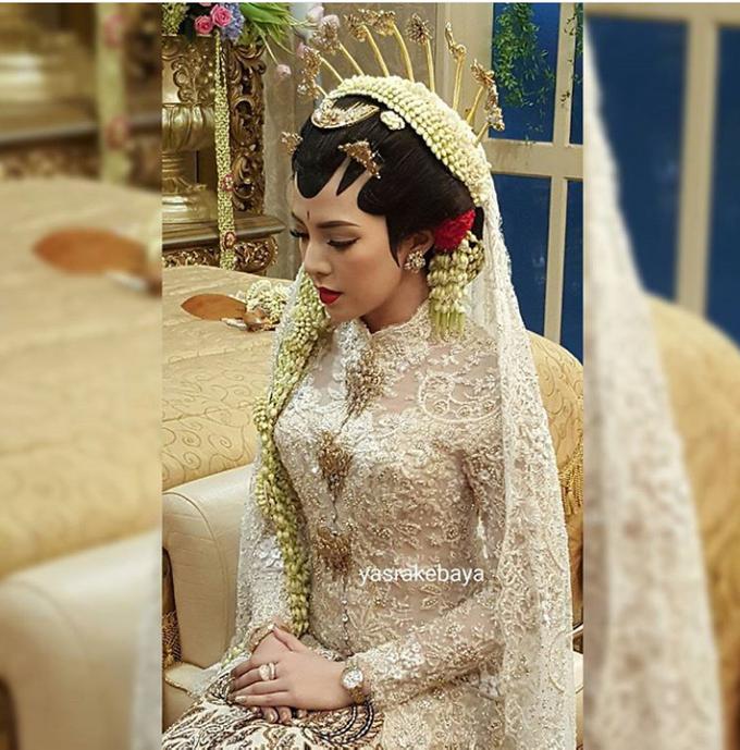 Wedding Nails Kartika Sukarwo by Story of Nailart - 016