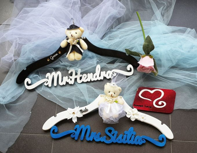 Wedding Hanger Name by Sweetlovecollection - 015