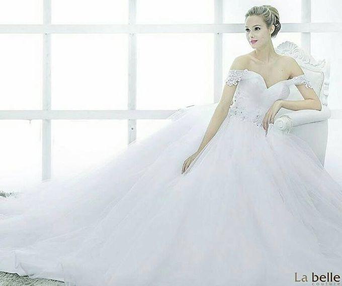 Bridal Gown Collection 2015: Legends by La Belle Couture Weddings Pte Ltd - 023
