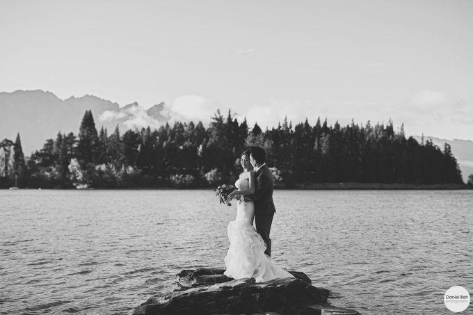 New Zealand pre-wedding by Daniel Beh Photography - 002