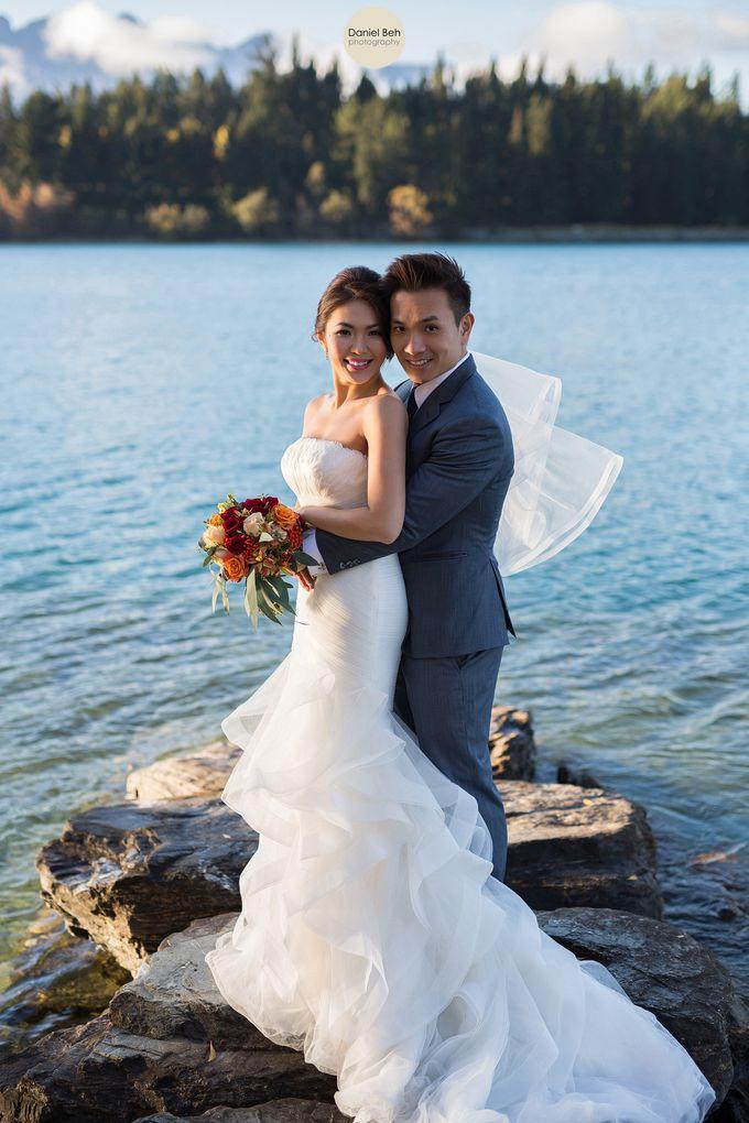 New Zealand pre-wedding by Daniel Beh Photography - 003