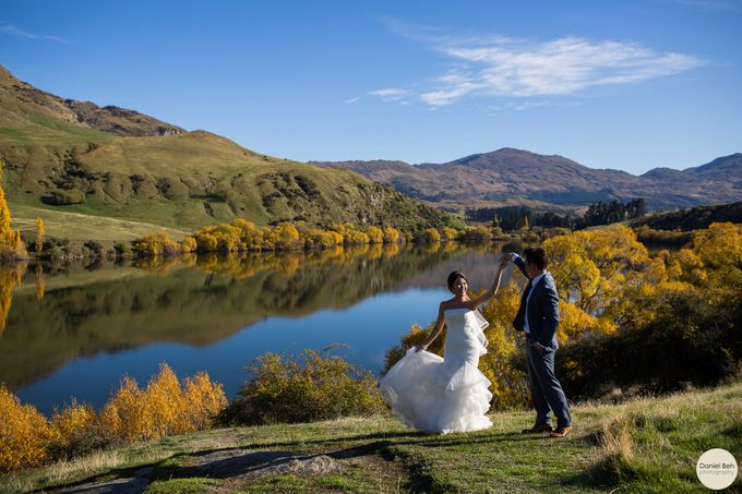 New Zealand pre-wedding by Daniel Beh Photography - 006