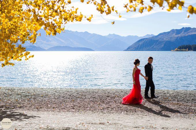 New Zealand pre-wedding by Daniel Beh Photography - 015