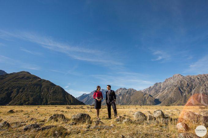 New Zealand pre-wedding by Daniel Beh Photography - 043