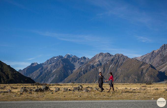 New Zealand pre-wedding by Daniel Beh Photography - 045