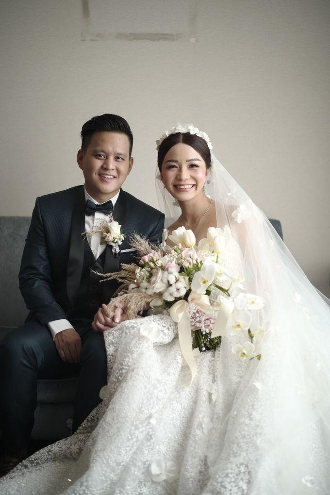 Adit & Tata Wedding at Hilton by PRIDE Organizer - 011
