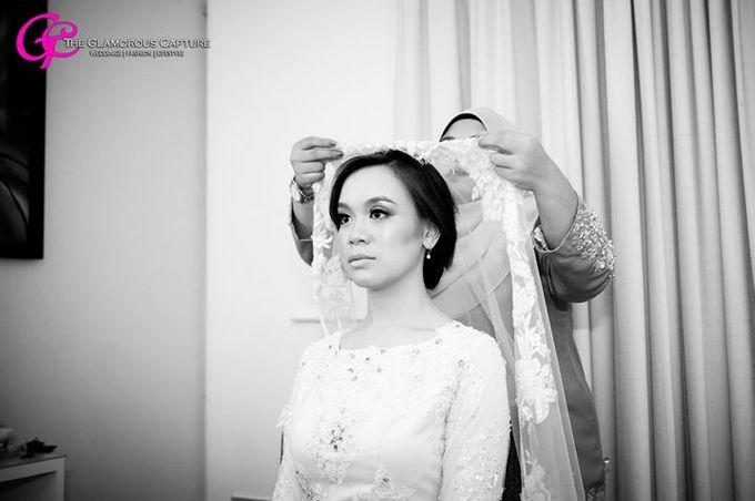 Wedding Reception of Rina & Faizal by The Glamorous Capture - 001