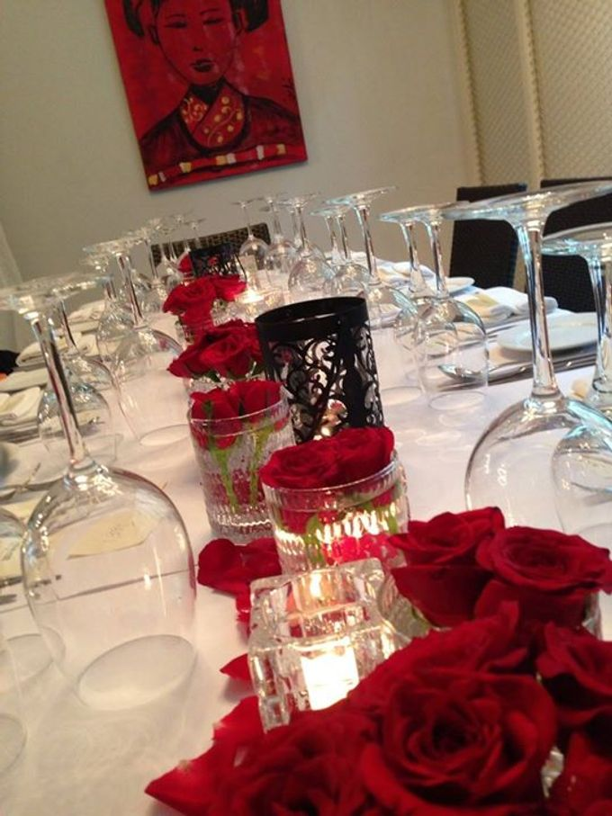 Events And Weddings by Bythian Florist - 003