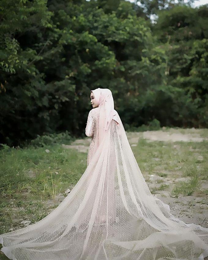 Marriage of Yuda & Mila by Alulla Bride - 003