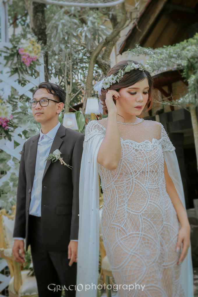 Wedding Isna & Aries by Gracio Photography - 008