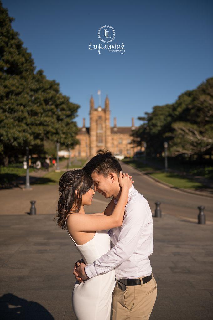 Australia Pre Wedding by Lavio Photography & Cinematography - 006