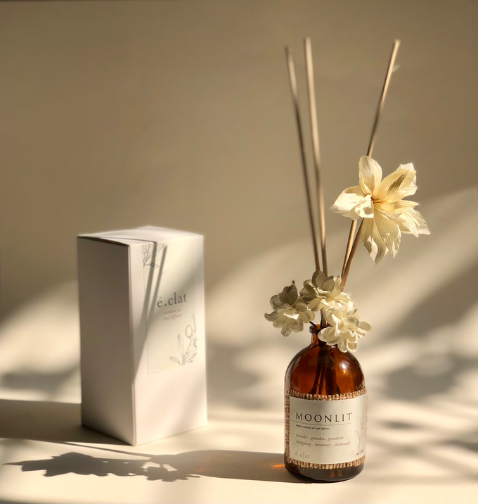 Reed Diffuser Wedding Hampers of Mira & Agung by é.clat - 003