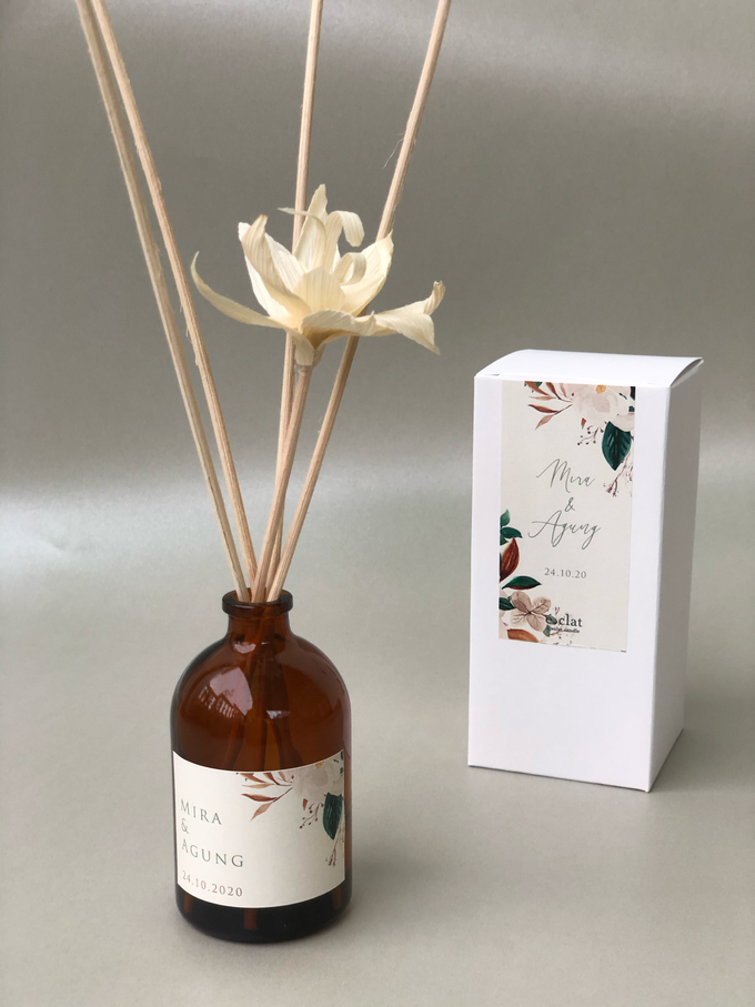 Reed Diffuser Wedding Hampers of Mira & Agung by é.clat - 002