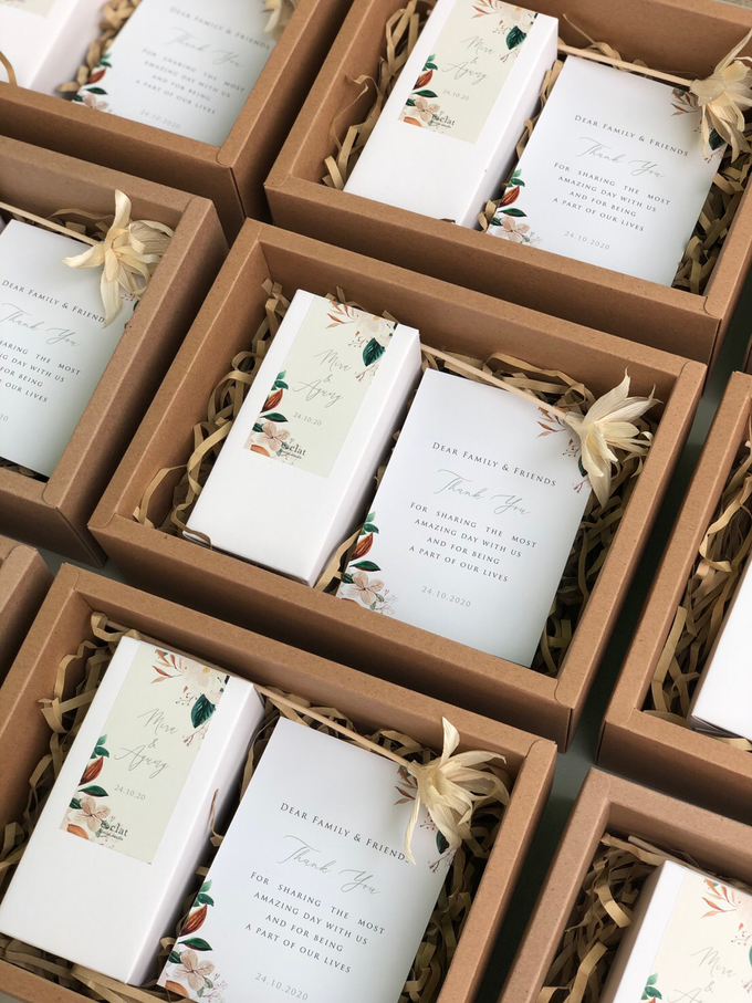 Reed Diffuser Wedding Hampers of Mira & Agung by é.clat - 004