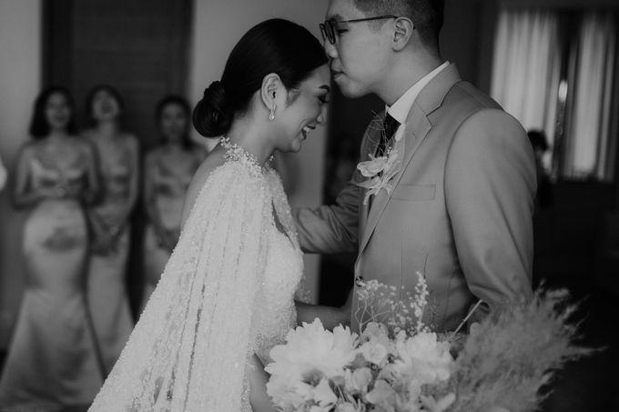 The Wedding of Edward & Laila by Bali Wedding Entertainment - 006