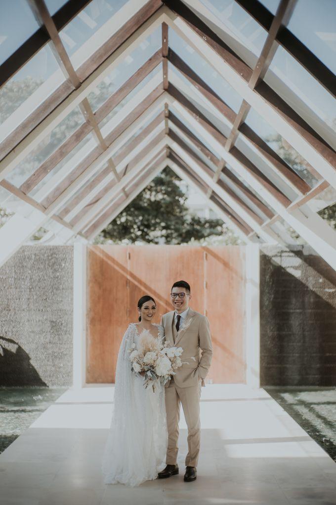 The Wedding of Edward & Laila by Bali Wedding Entertainment - 009