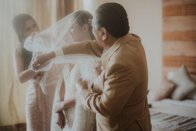 The Wedding of Edward & Laila by Bali Wedding Entertainment - 010