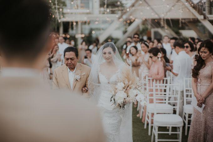 The Wedding of Edward & Laila by Bali Wedding Entertainment - 011