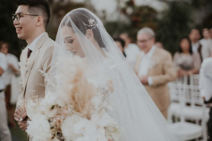 The Wedding of Edward & Laila by Bali Wedding Entertainment - 012