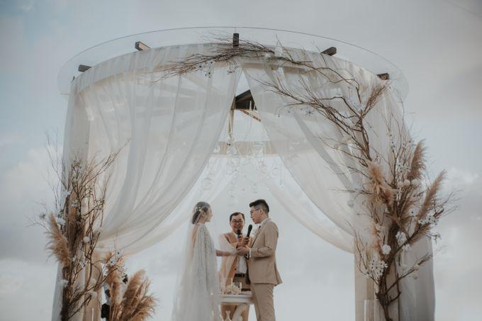 The Wedding of Edward & Laila by Bali Wedding Entertainment - 013