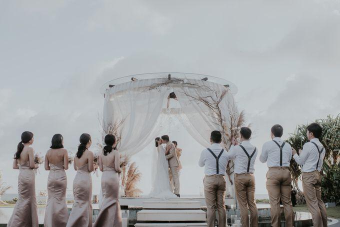 The Wedding of Edward & Laila by Bali Wedding Entertainment - 014