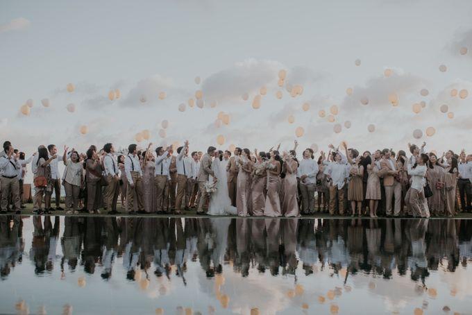 The Wedding of Edward & Laila by Bali Wedding Entertainment - 015