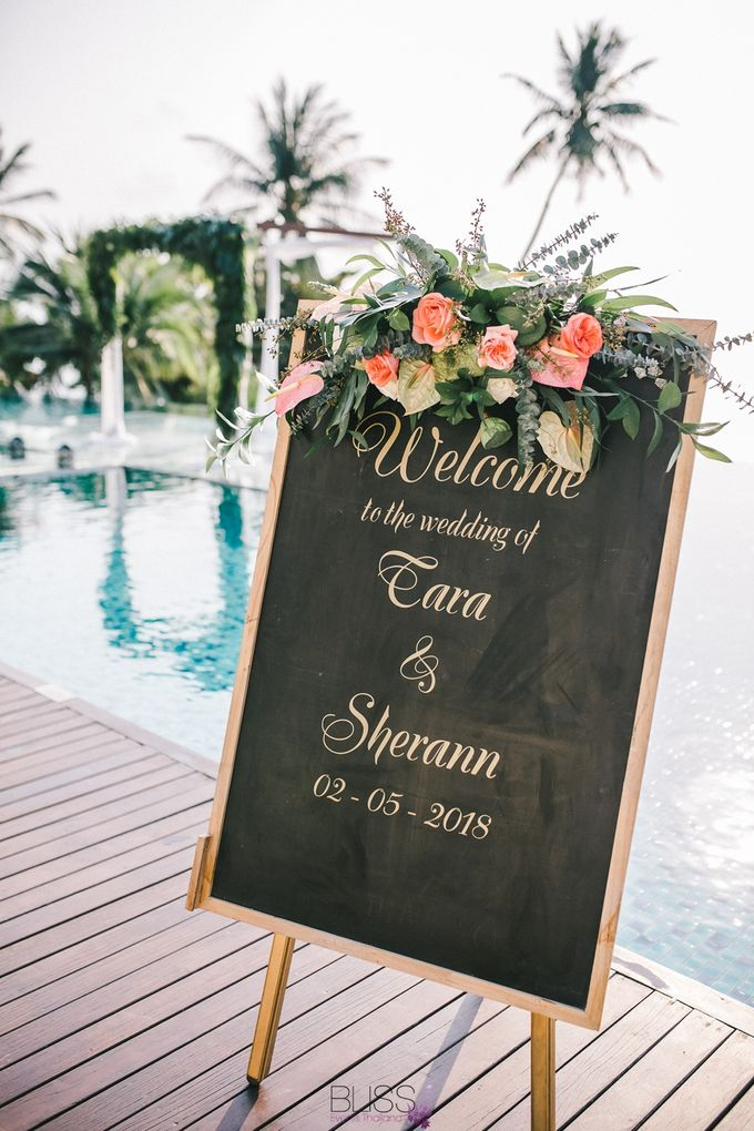 Tara & Sher wedding at Conrad Koh Samui by BLISS Events & Weddings Thailand - 002