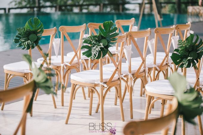 Tara & Sher wedding at Conrad Koh Samui by BLISS Events & Weddings Thailand - 003