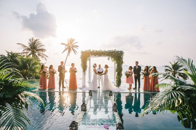 Tara & Sher wedding at Conrad Koh Samui by BLISS Events & Weddings Thailand - 004