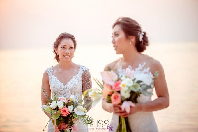 Tara & Sher wedding at Conrad Koh Samui by BLISS Events & Weddings Thailand - 005
