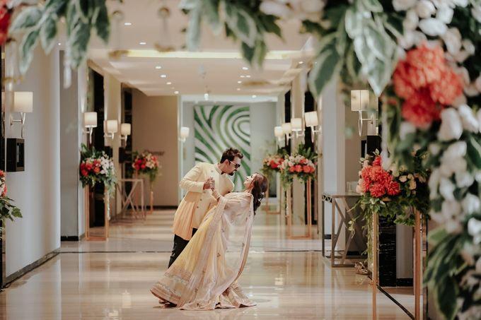 Gopal & Tripti Wedding Day 2 by InterContinental Bandung Dago Pakar - 032