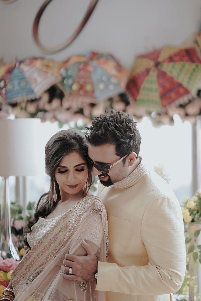 Gopal & Tripti Wedding Day 2 by InterContinental Bandung Dago Pakar - 033