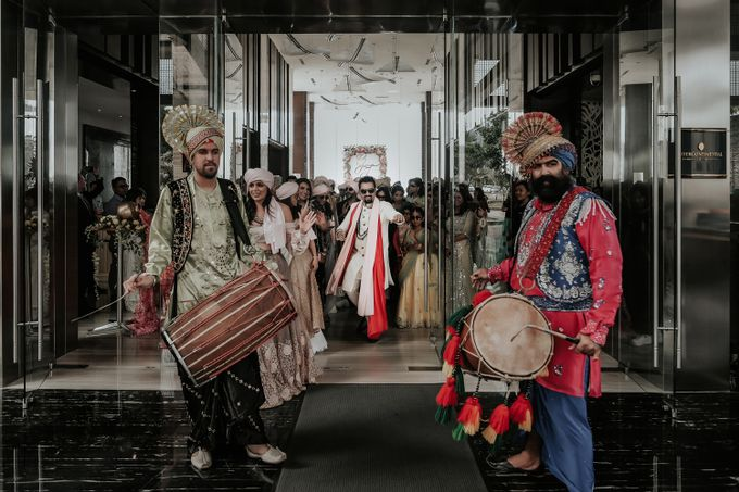 Gopal & Tripti Wedding day 3 by InterContinental Bandung Dago Pakar - 021