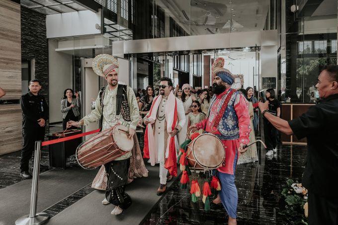Gopal & Tripti Wedding day 3 by InterContinental Bandung Dago Pakar - 022