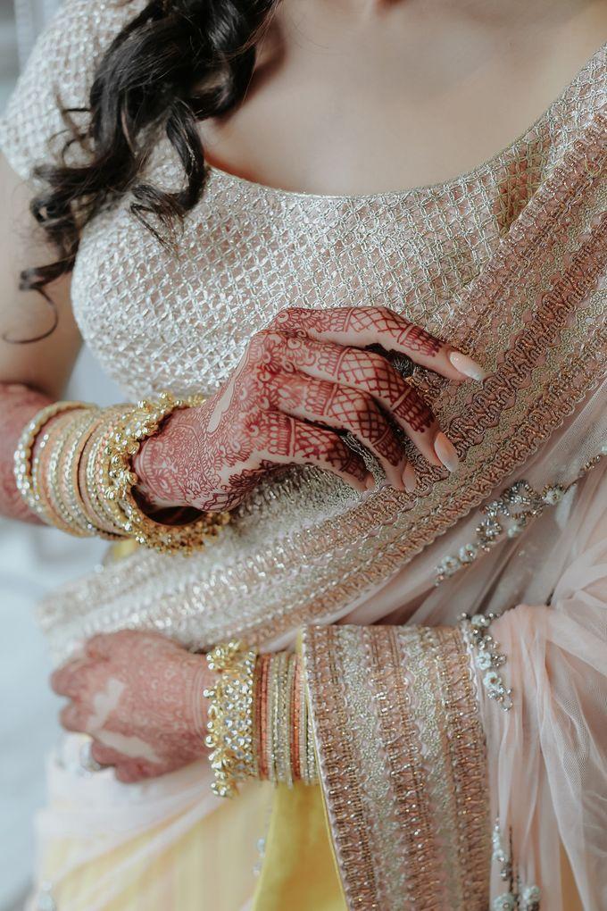 Gopal & Tripti Wedding Day 2 by InterContinental Bandung Dago Pakar - 036