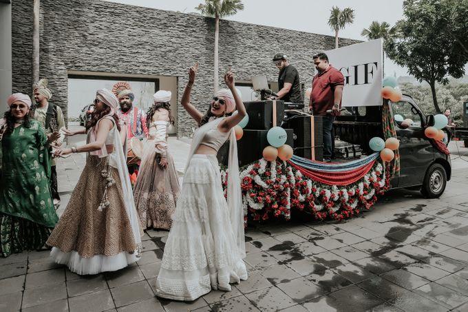 Gopal & Tripti Wedding day 3 by InterContinental Bandung Dago Pakar - 023