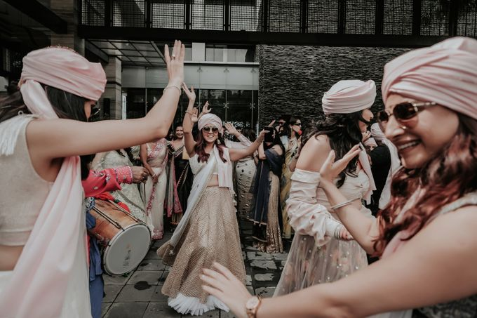 Gopal & Tripti Wedding day 3 by InterContinental Bandung Dago Pakar - 024