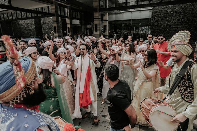 Gopal & Tripti Wedding day 3 by InterContinental Bandung Dago Pakar - 025