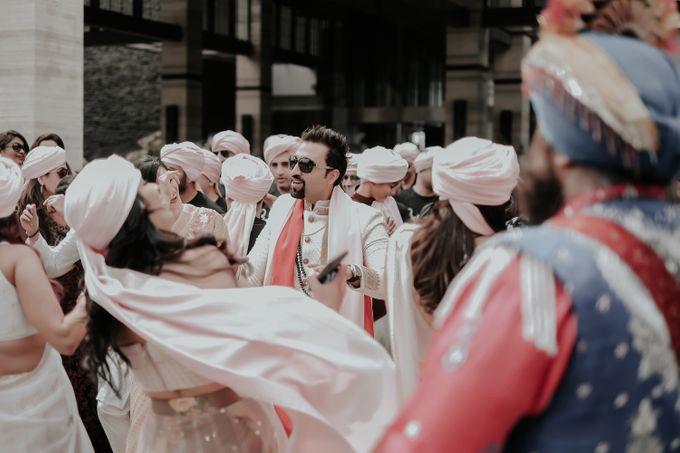 Gopal & Tripti Wedding day 3 by InterContinental Bandung Dago Pakar - 026