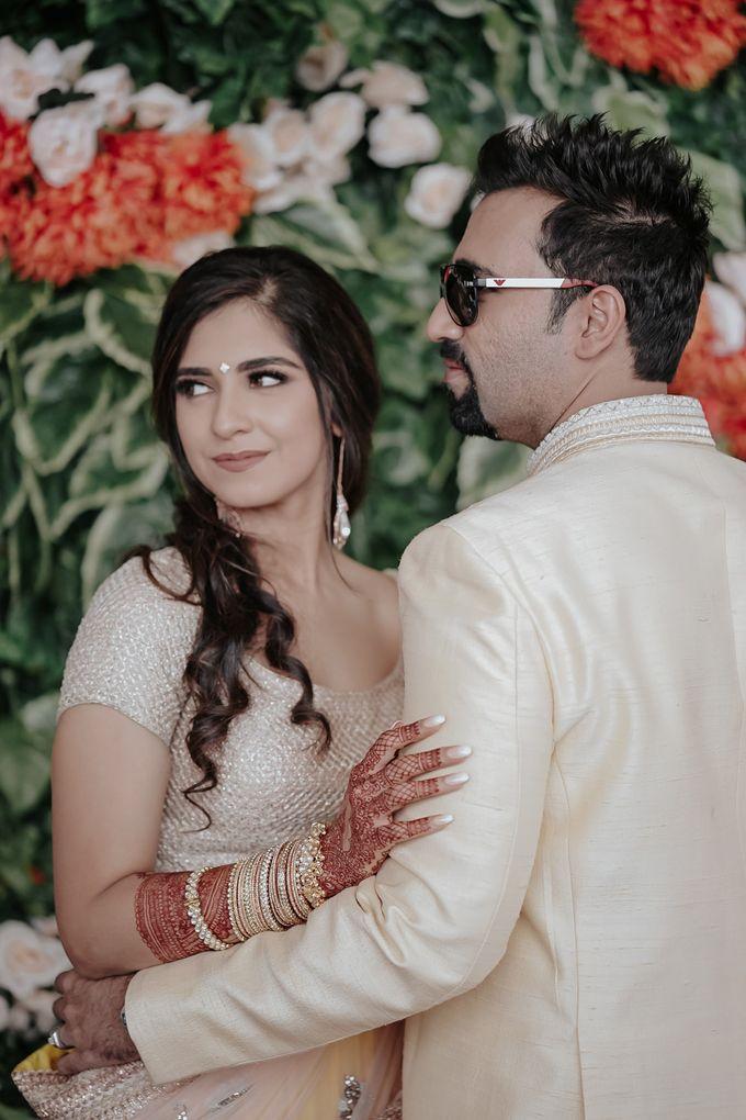 Gopal & Tripti Wedding Day 2 by InterContinental Bandung Dago Pakar - 039
