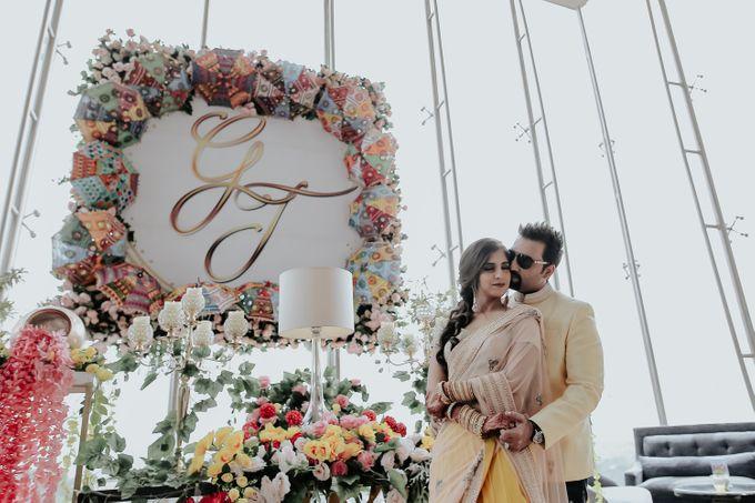 Gopal & Tripti Wedding Day 2 by InterContinental Bandung Dago Pakar - 040