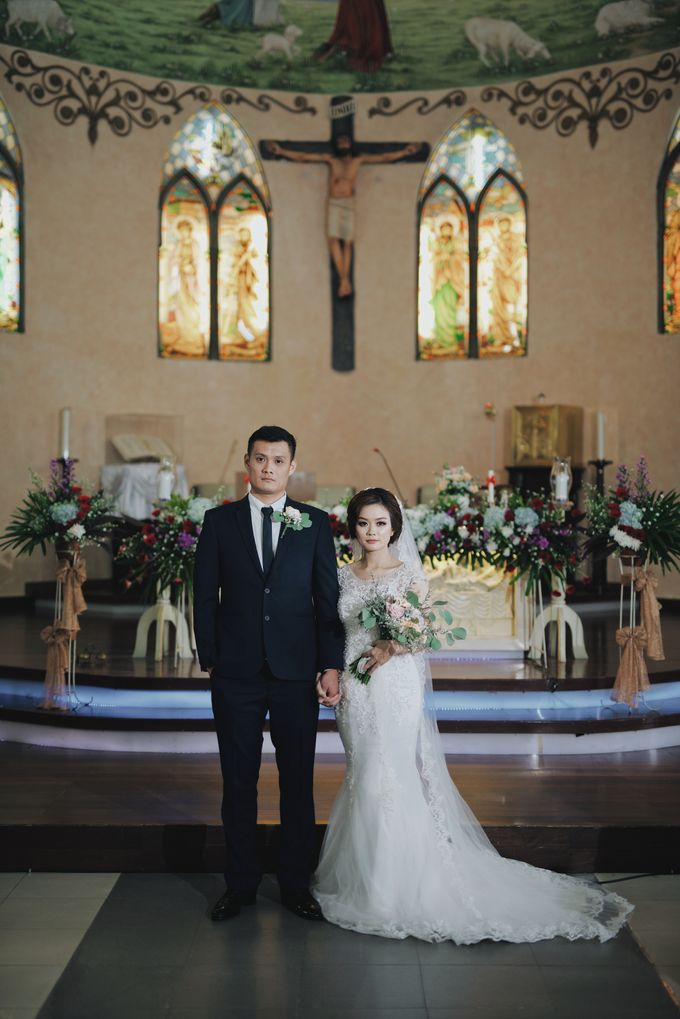 The Wedding of  Ferry & Okta by Satori Planner - 006