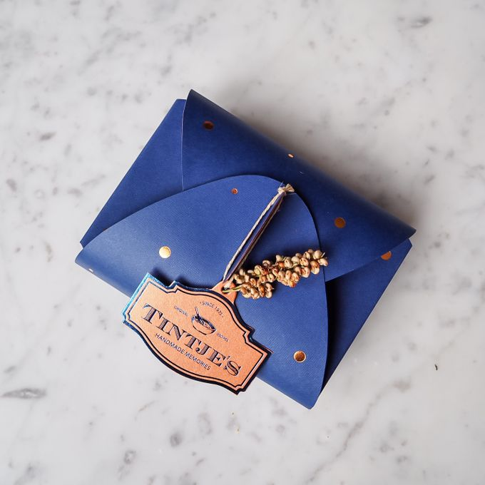 Sari Putra & Imelda Joseph goodie bags by Pemberley Paperie - 001