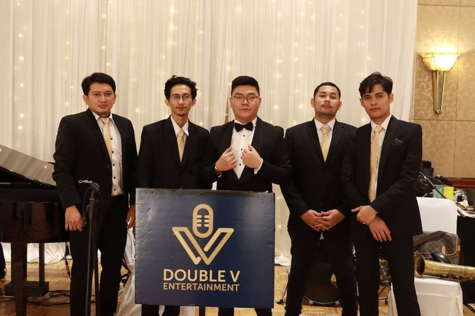 Entertainment Jazz Wedding JW Marriott Jakarta - Double V Entertainment by Double V Entertainment - 006