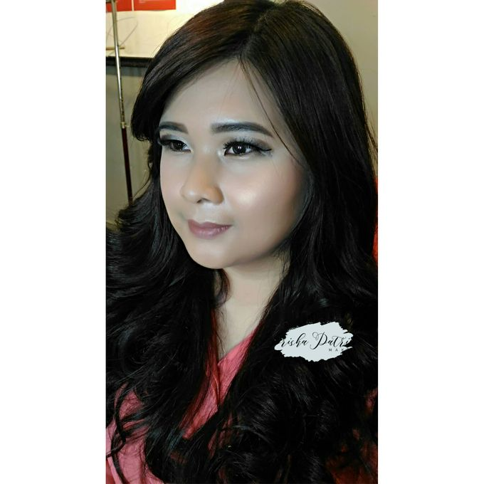 PHOTOSHOOT MAKEUP & HAIRDO - RATU SHOPPING by Priska Patricia Makeup - 009
