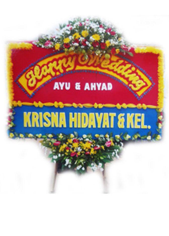 Contoh Bunga Papan dan Rangkaian Bunga by Tania Florist - 005